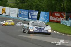 Start: #54 Bell Motorsports Chevrolet Doran: Terry Borcheller, Didier Theys
