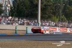 #64 Graham Nash Motorsport Saleen S7-R: Pedro Chaves, Mike Newton, Thomas Erdos