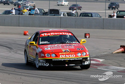 #42 HRPworld.com Acura Integra LS: Belinda Endress, Ray Bailey