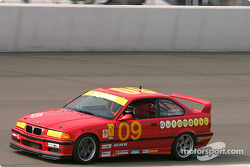 #09 Automatic Racing BMW M3: David Russell, Jep Thornton, Terry Earwood