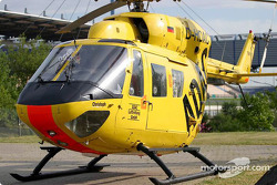 ADAC helicopter