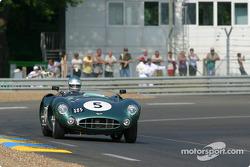 #5 Aston Martin DBR1: Ulrich Bez