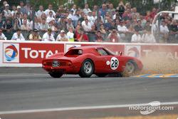 #28 Ferrari 250 LM: Harry Leventis, Gregor Fisken