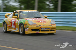 #15 TPC Racing Porsche Carrera: John Beaver, George Smith