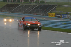 #3 Team Lexus IS300: Daniel Dror, John Rutherford
