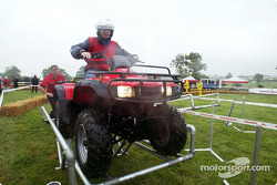Honda lawnmower and ATV challenge