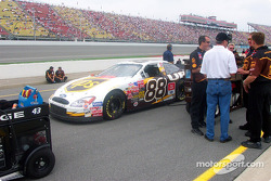 Dale Jarrett in line to qualify
