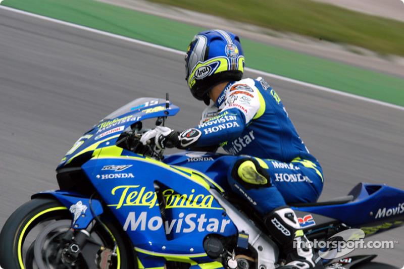 2003: Sete Gibernau (Honda)