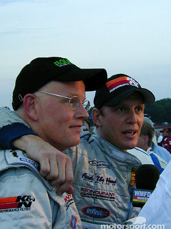 Forest Barber and Terry Borcheller