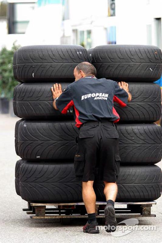 Miembro del equipo Minardi