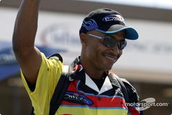 Pro Stock Bike rider Reggie Showers