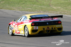 #29 JMB Racing USA / Team Ferrari Ferrari 360 Modena: Stephen Earle, Peter Kutemann