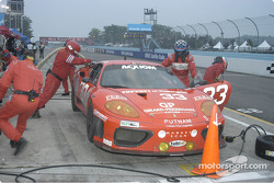 #33 Scuderia Ferrari-Driver change