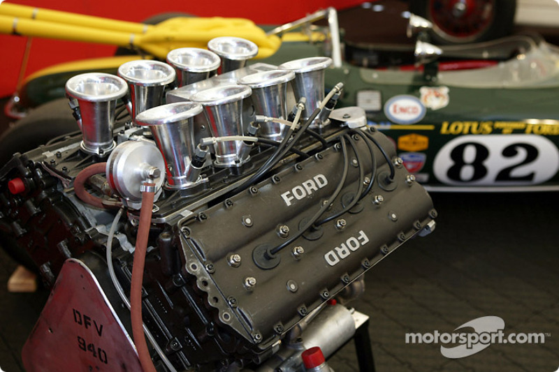 Ford DFV Formula One Engine