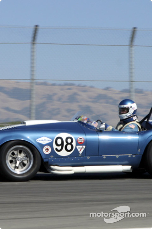 #98 1964 Cobra 427 Fliptop