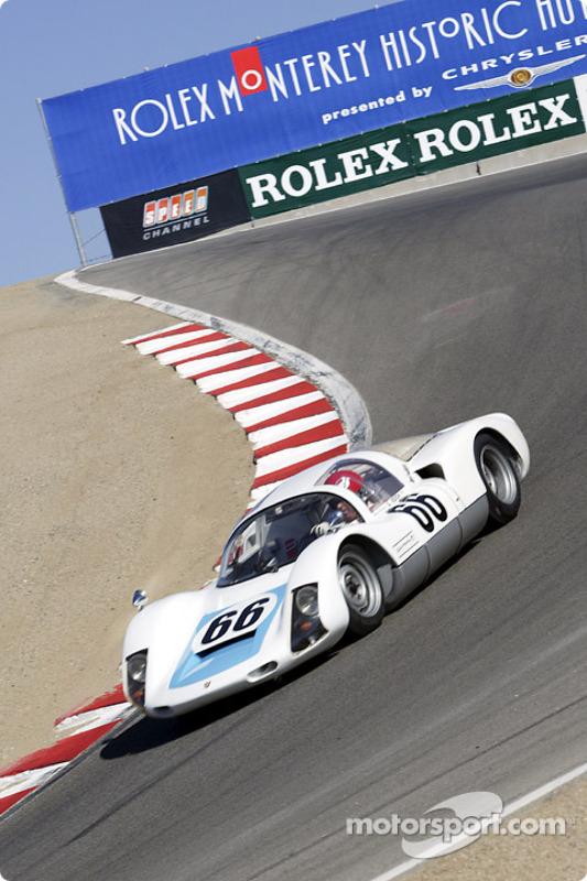 #66 1966 Porsche 906