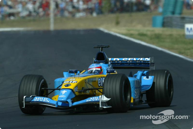 2003: Renault R23