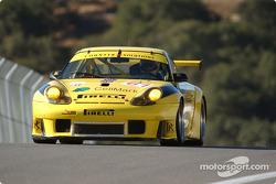 #61 P.K. Sport Porsche 911 GT3 RS: Vic Rice, David Warnock