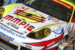#31 White Lightning/Petersen Motorsports Porsche 911 GT3RS
