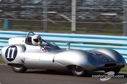 La #11 Lotus 11 LeMans de 1957, détenue par James Hamlin