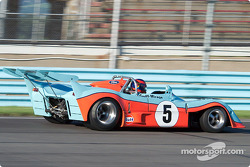 #5 1969 Gulf Mirage, owned by Chris MacAllister