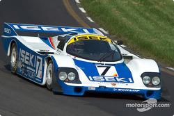 La #7 Porsche 956 de 1984, détenue par Archie Urchuoli