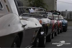 Vintage line up