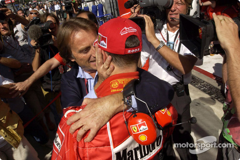 #55 GP d'Italie 2003 (Ferrari F2003-GA)