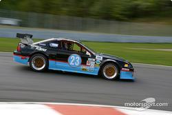 #23 Horizon Motorsports Mustang GT: Zave Aberman, Jim Harrell
