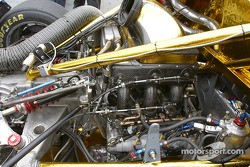 Porsche Fabcar powerplant