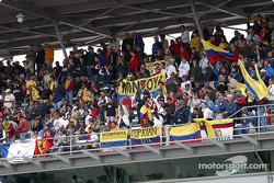 Juan Pablo Montoya fan club
