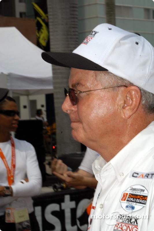 Jim McGee, manager général de Patrick Racing
