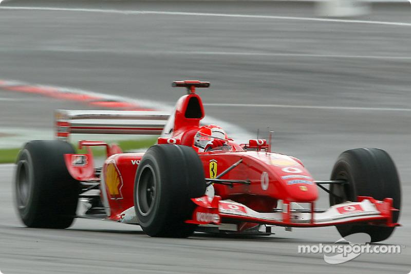 2003 - Michael Schumacher, Ferrari