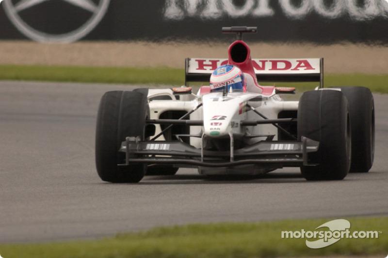 2003 - BAR 005 (Honda engine)