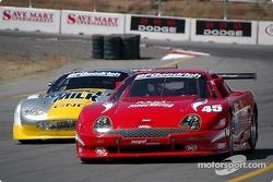 Marvin Jones et Greg Pickett