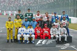 Photo de groupe de 2003