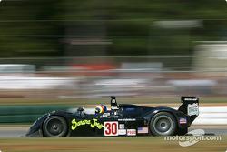 #30 Intersport Racing Riley & Scott MK III C: Clint Field, Michael Durand, Larry Oberto