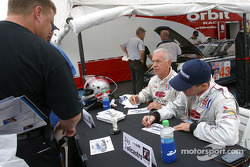 Autograph session: Jay Policastro and Joe Policastro