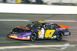 Jason Jarrett race well all night
