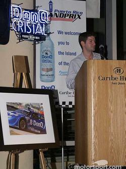 Puerto Rico Grand Prix Press conference