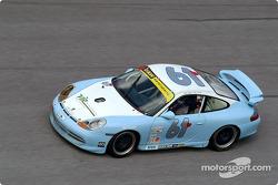 #61G&W Motorsports Porsche GT3 Cup: Tim Vargo, Josh Vargo