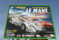 Welcome to Le Mans 1000km