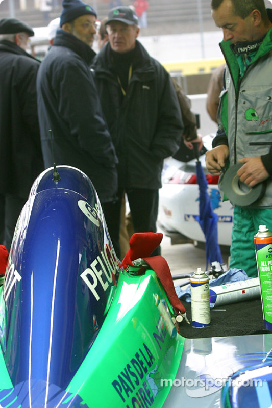 Garage Pescarolo Sport