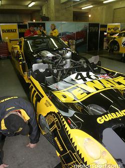 DeWalt-Racesports Salisbury garage area
