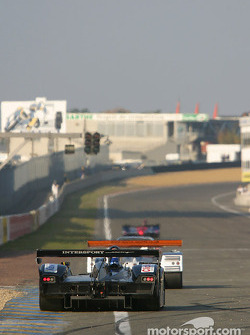 #6 Intersport Racing Field Riley & Scott MKIIIC: Clint Field, Rick Sutherland, John Graham