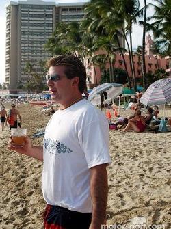 Mike Boat au Royal Hawaiian Hotel à Waikiki