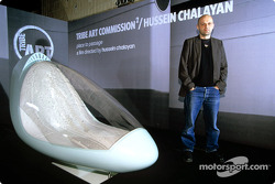 Tribe Art Commission2 with Hassen Chalayan: Hassen Chalayan