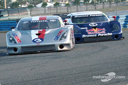 #3 Cegwa Sport-Toyota Fabcar: Darius Grala, RJ Valentine