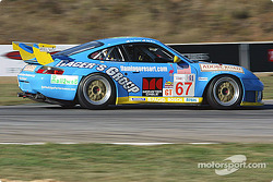 #67 The Racer's Group Porsche 911 GT3RS: Jeff Zwart, Pierre Ehret, Michael Schrom