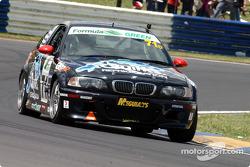 #71 Peter Boylan BMW M3 E46: Peter Boylan, Geoff Morgan, Peter Hansen, Rick Bates
